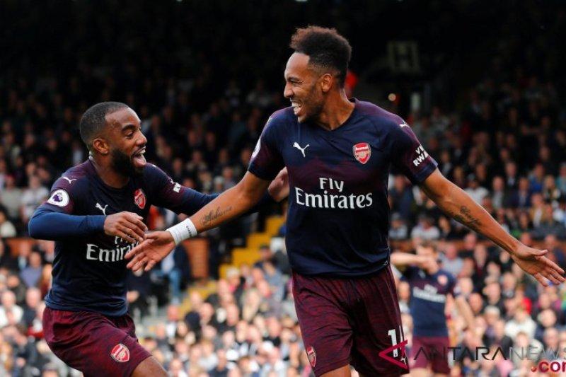 Arsenal berhasil patahkan catatan Solskjaer tak terkalahkan di liga