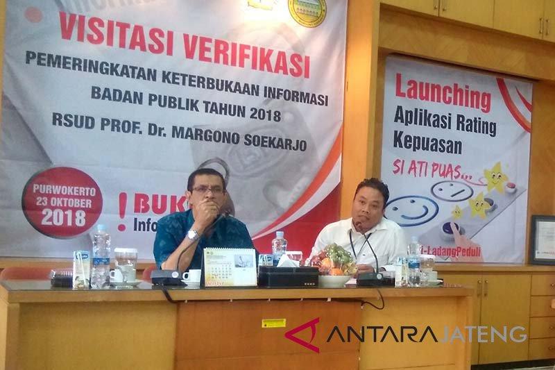 KIP Jateng verifikasi lapangan di RSMS Purwokerto