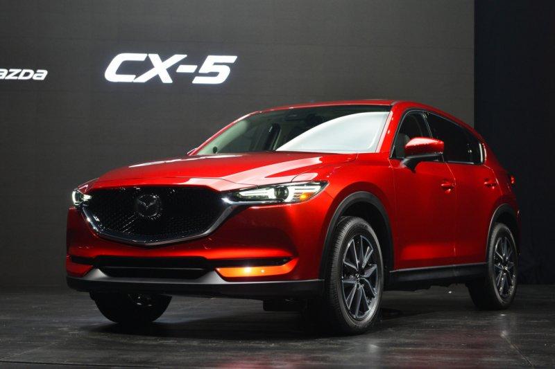 Mazda CX-5 bermesin turbo tak akan dipasarkan di Indonesia