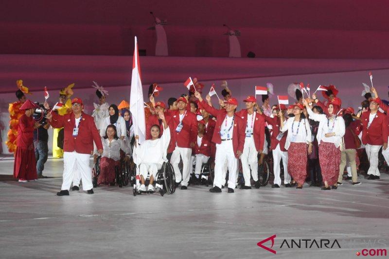 Perburuan medali Asian Para Games 2018 resmi dimulai