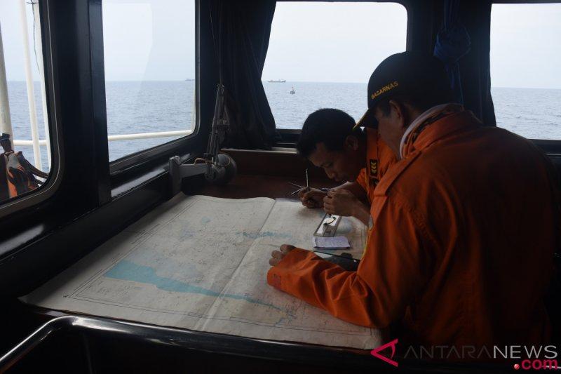 Cuaca Tanjung Karawang cerah, tim intensifkan pencarian Lion Air JT 610
