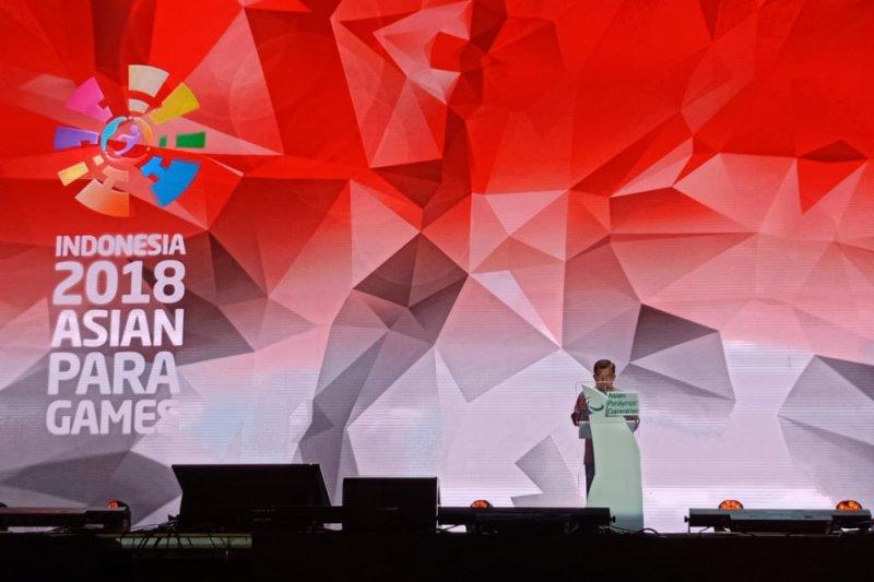 Wapres: prestasi Indonesia meningkat dari APG sebelumnya