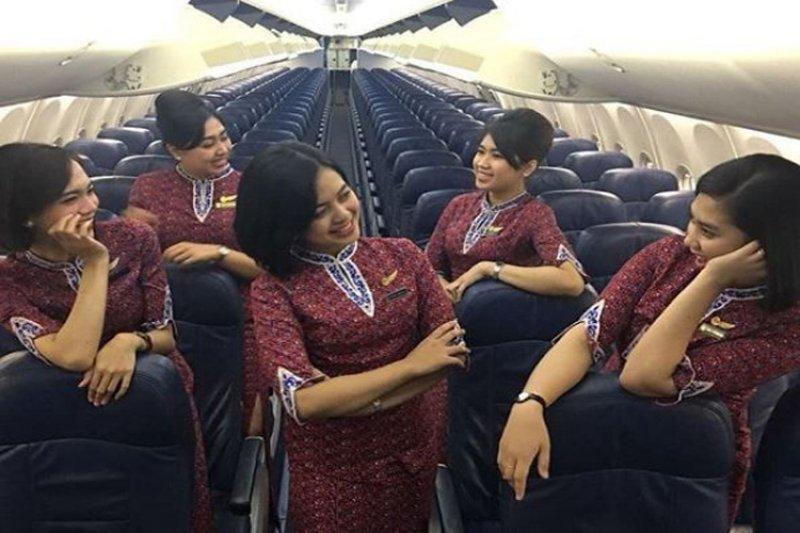 Pramugari Lion Air itu adalah anak tunggal