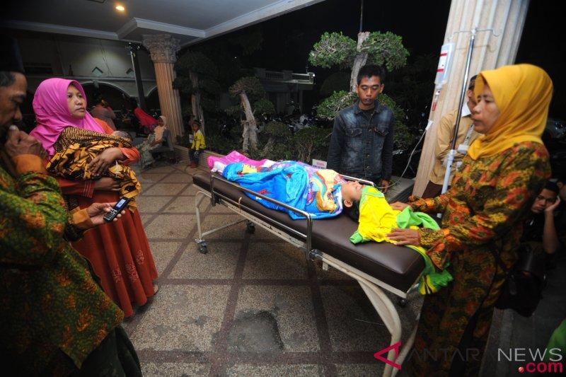 Gempa Tuban berguncang hingga Bali