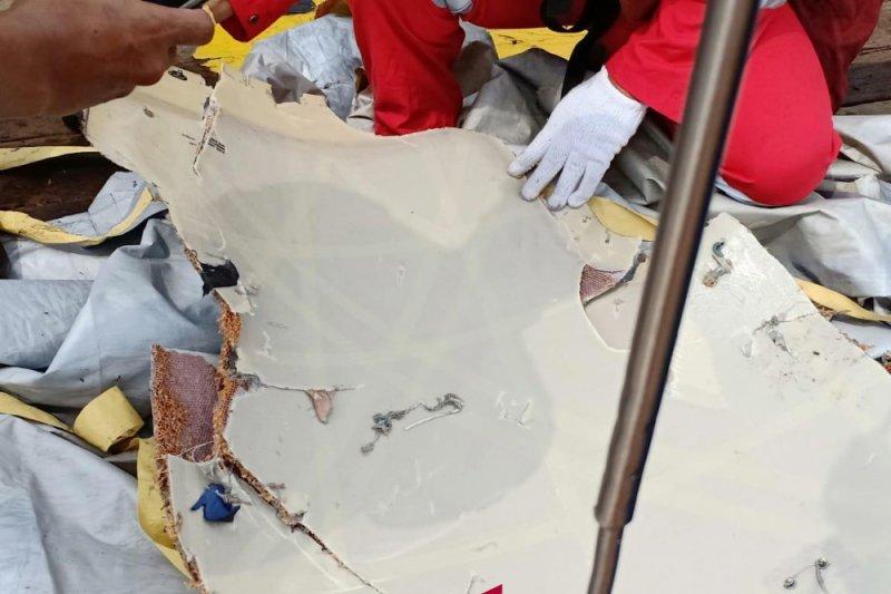 Pesawat Lion Air jatuh di perairan Tanjung Karawang