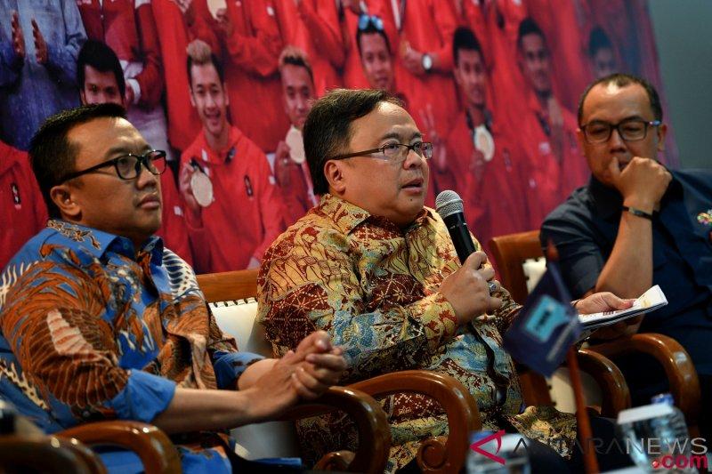Bappenas dorong pemanfaatan infrastruktur Asian Games 2018