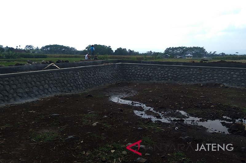 Kemendesa danai pembangunan embung desa di Banyumas