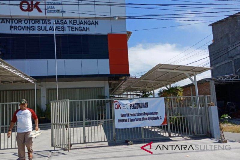 Ojk Sulteng Buka Kantor Darurat Pascagempa Antara News Palu Sulawesi Tengah Antara News Palu Sulawesi Tengah Berita Terkini Sulawesi Tengah