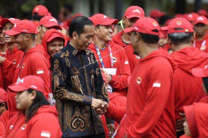 Asian Para Games - Indonesia koleksi tiga kemenangan cabang tenis meja