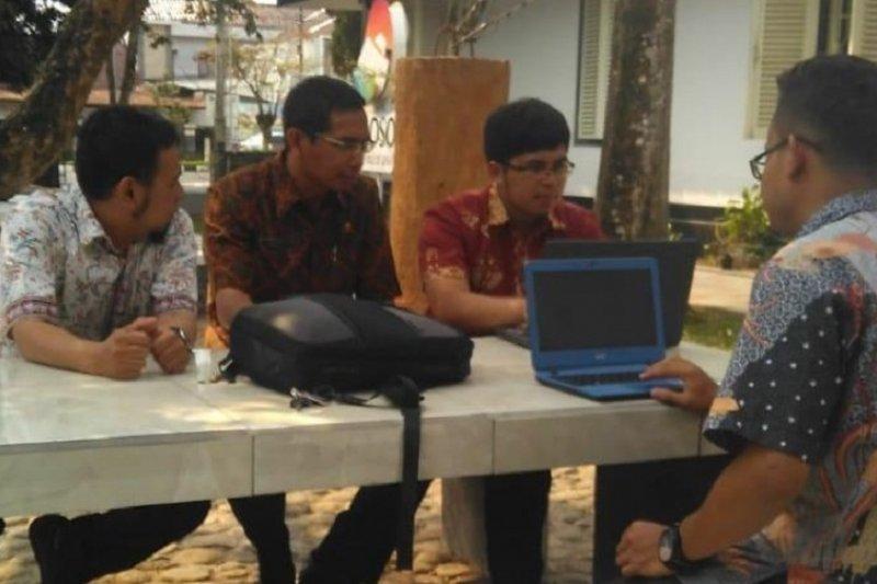4.692 peserta seleksi CPNS Wonosobo tes SKD di Semarang