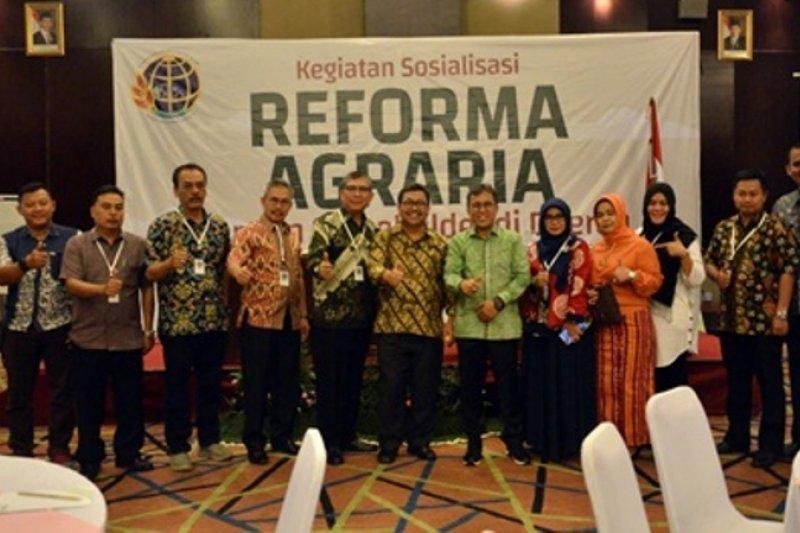 Usai Pemilu, Jokowi diminta fokus agenda reforma agraria