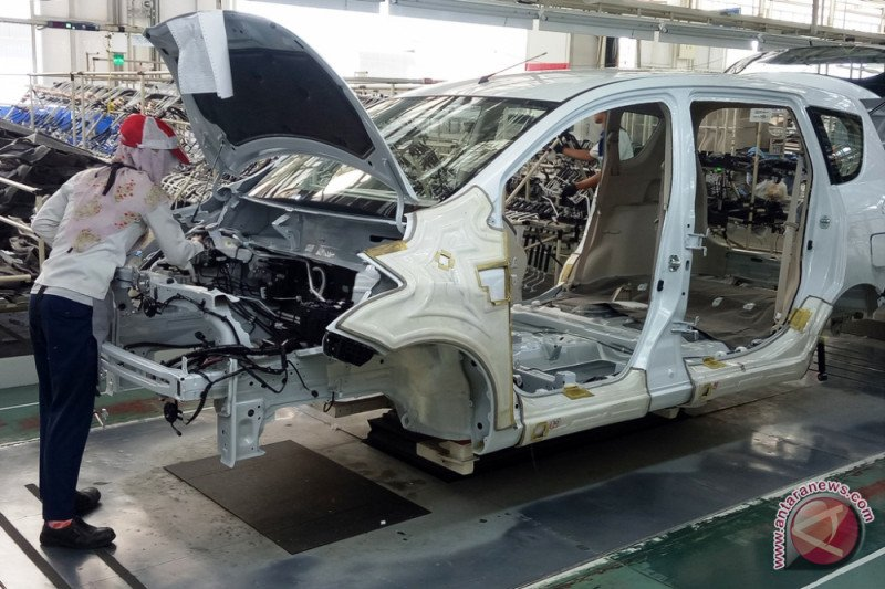 Suzuki buka kembali pabrik secara bertahap di Indonesia