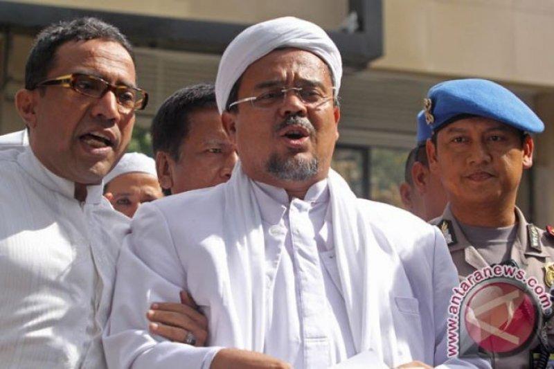 Rizieq diragukan punya power kendalikan umat Muslim