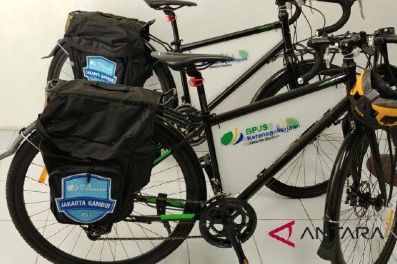 Ramah Lingkungan Pelayanan Bpjs Ketenagakerjaan Gambir Gunakan Sepeda Antara News