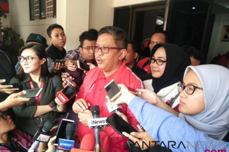 Hasto: pertanyataan Andi Arief provokatif dan berbahaya