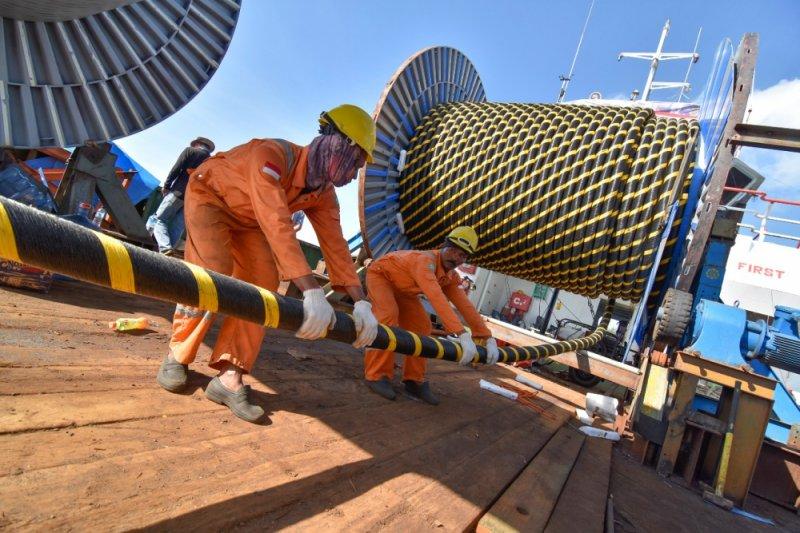 Telkom percepat perbaikan kabel laut putus demi layanan data seluler