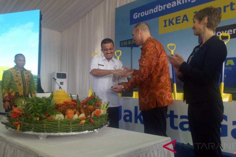 Walikota Jakarta Timur Berharap Ikea Bisa Kembangkan Ukm Antara News