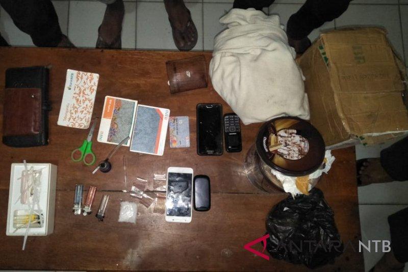Polres Bima Kota amankan paket narkoba dari Pontianak