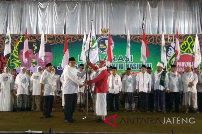 JKSN fokus raup suara Jokowi-Ma'ruf di 10 provinsi