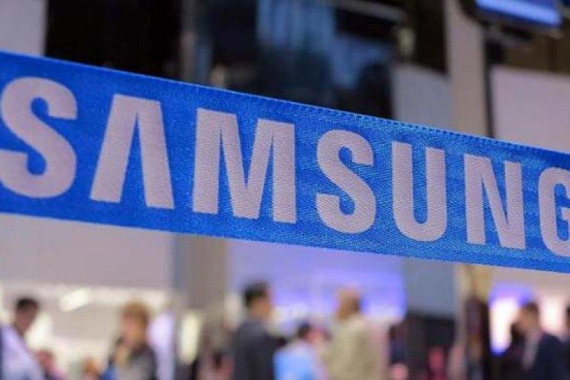 Desain layar poni juga hadir di ponsel Samsung