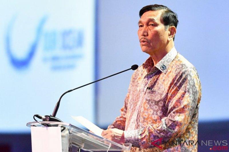 Luhut Panjaitan ajak investor China perbesar investasi di Indonesia