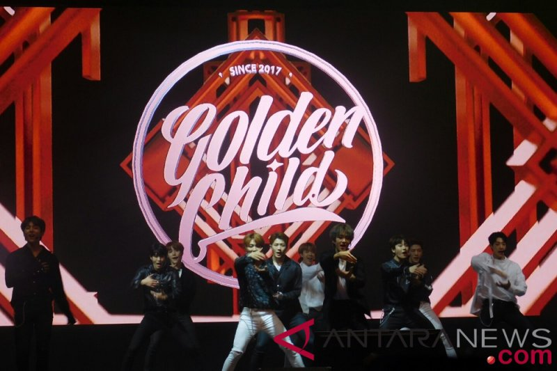Grup K-pop Golden Child tersingkir dari 'Road To Kingdom'