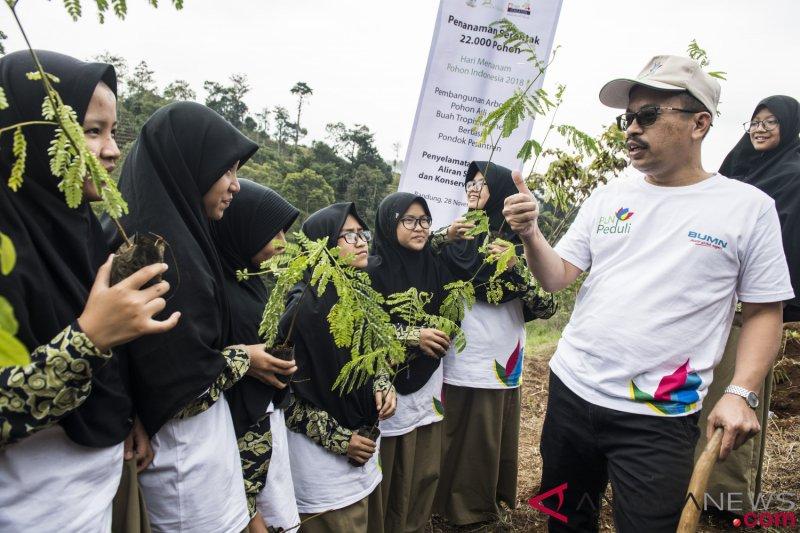 Camp Santri 2020, ribuan santri Persis akan menanam pohon di Ranca Upas Bandung