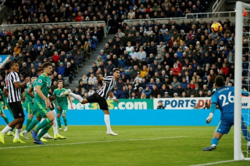 Newcastle akhirnya rasakan kemenangan pertama musim ini