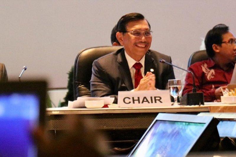 Menko-Maritim: Deklarasi Manado aksi haedapi perubahan iklim