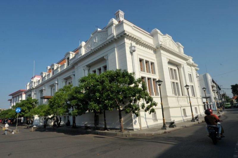 Dicat Baru Kawasan Kota Tua Surabaya Jadi Destinasi Wisata Antara News
