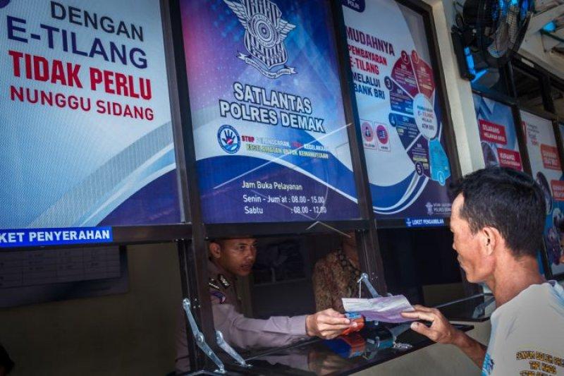 Semarang siap terapkan tilang elektronik pakai CCTV