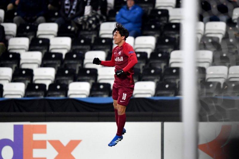 Takumi Minamino dikagumi Fans Liverpool