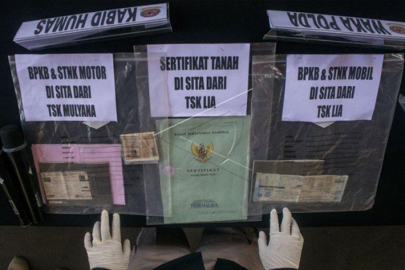 Kasus korupsi Bansos Tasikmalaya dilimpahkan ke Kejati