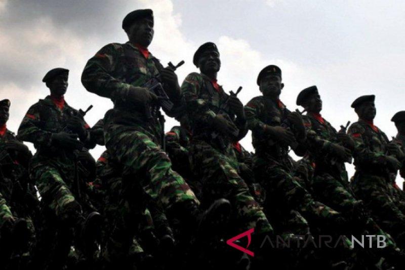 Panglima TNI memutasi jabatan 329 Perwira Tinggi