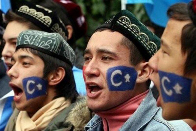 Para aktivis kecam genosida terhadap minoritas Uighur di China - ANTARA News