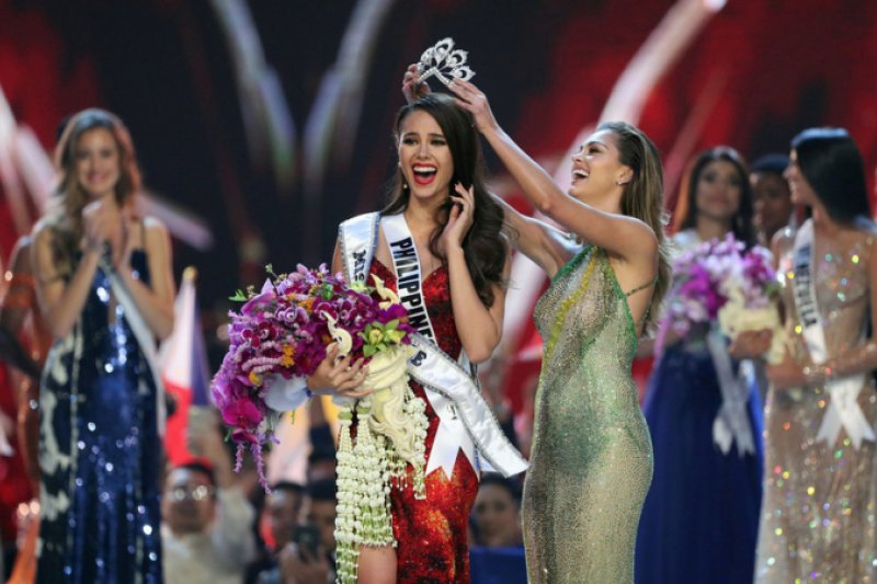 Ini rahasia Catriona Gray menang Miss Universe 2018