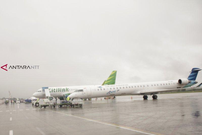 Juanda ditutup, Citilink dan Lion Air terlambat mengudara