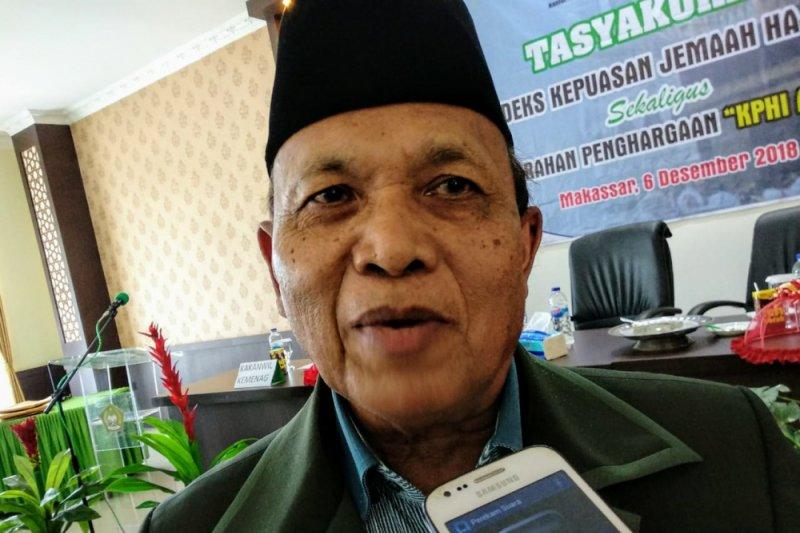KPHI nobatkan Embarkasi Makassar terbaik se-Indonesia