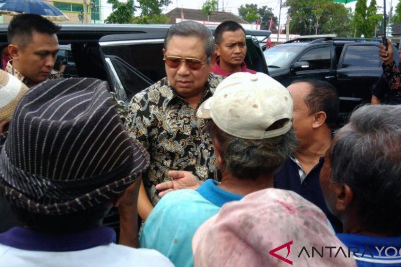 SBY kunjungi Pantai Indrayanti Gunung Kidul