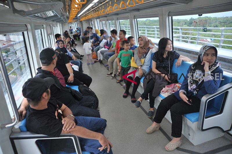 Pembenahan transportasi umum masih jadi PR