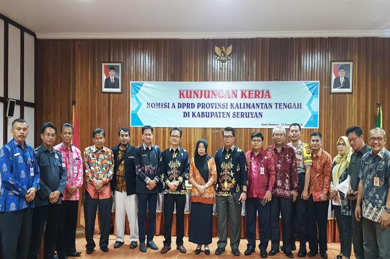Dprd Salut Perekaman Ktp E Seruyan Tertinggi Di Kalteng Antara News Kalimantan Tengah Berita Terkini Kalimantan Tengah