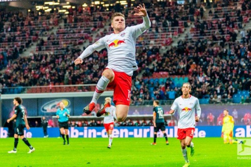 Muenchen maju mundur upaya datangkan Werner