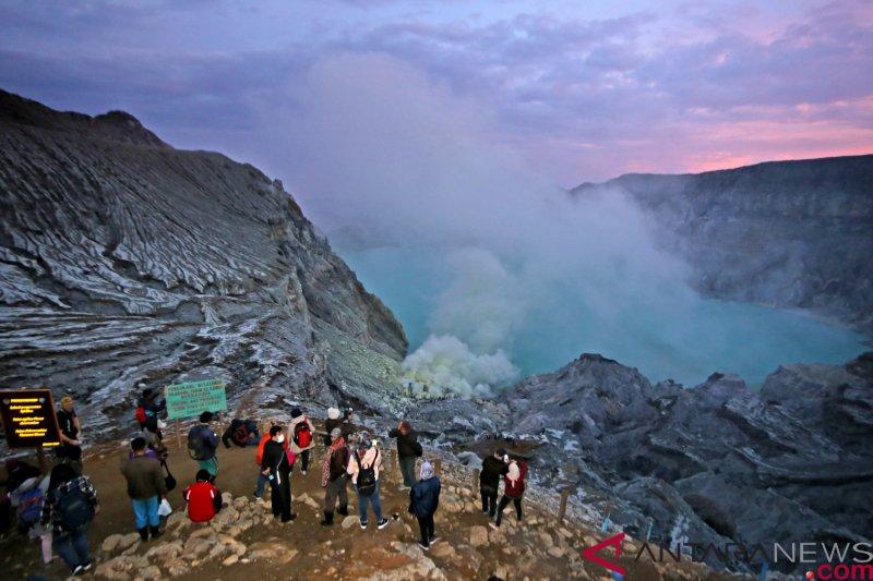 Bertahap Mncn Pupuk Pendapatan Iklan Digital: Rencana Pembatasan Pendaki Gunung Ijen