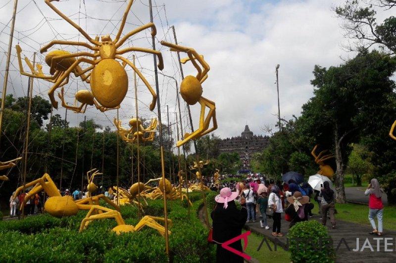 Libur akhir tahun, Borobudur targetkan 401.703 wisatawan