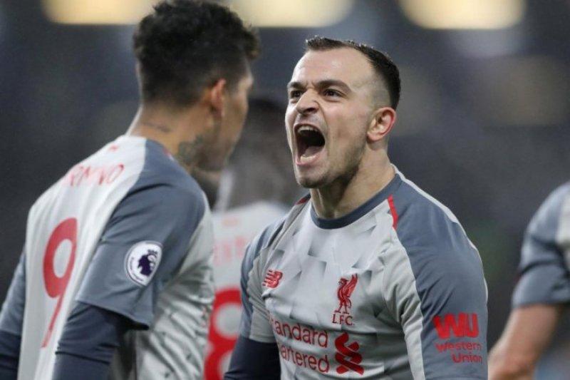 Liga Inggris - Liverpool kalahkan Burnley 3-1