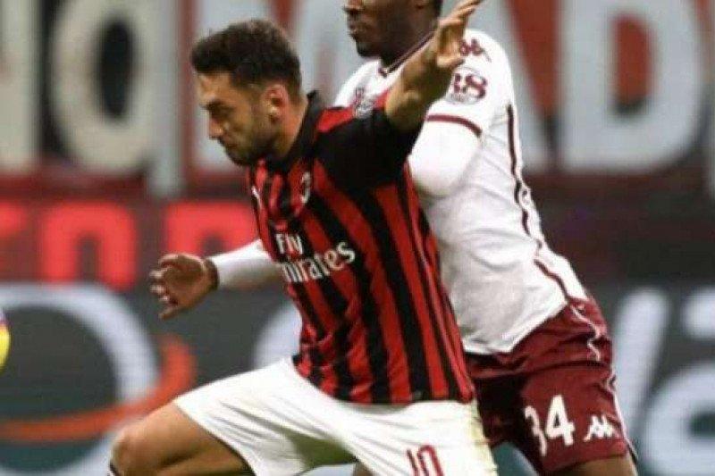 Milan Imbang Tanpa Gol Lawan Torino