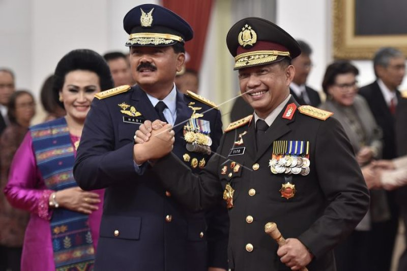 Panglima TNI tegaskan akan seret KKB Papua ke pengadilan