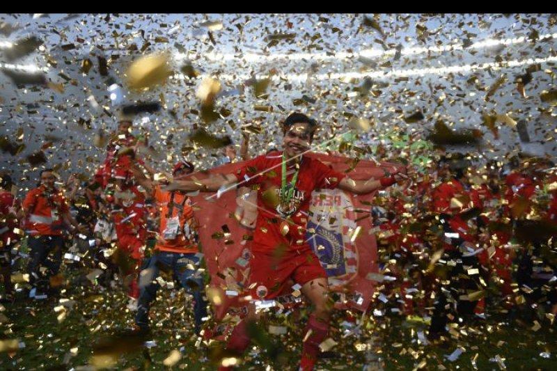 Persija Juara Liga 1 Indonesia. Musim 2018