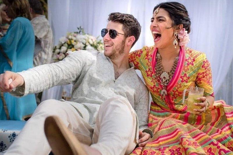 Perayaan pernikahan Priyanka Chopra dan Nick Jonas