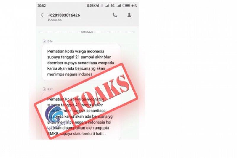 BRTI melarang penggunaan perangkat penyebar SMS